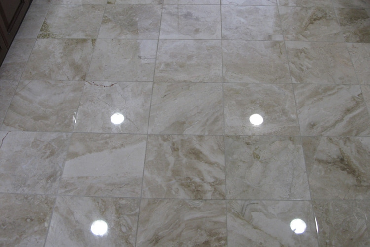 Marble Stone Floor Cleaning Houston