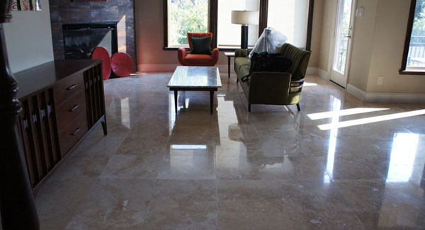 Travertine Cleaning Houston