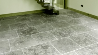 Limestone Floor Cleaning in Houston