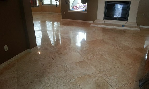 What To Avoid With Natural Stone Floors in Houston