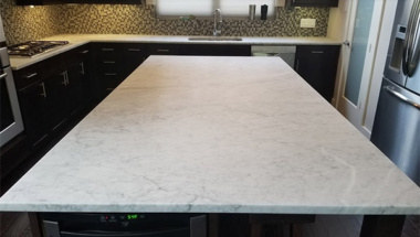Matte Countertops in Houston
