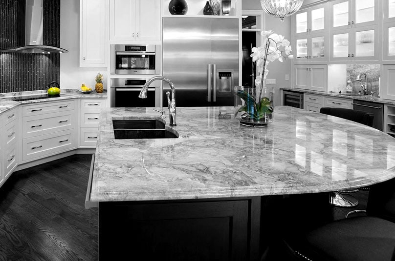 Polishing Your Kitchen Countertops in Houston