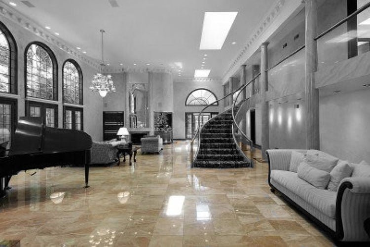Marble Floor Repair and Restoration Katy Texas