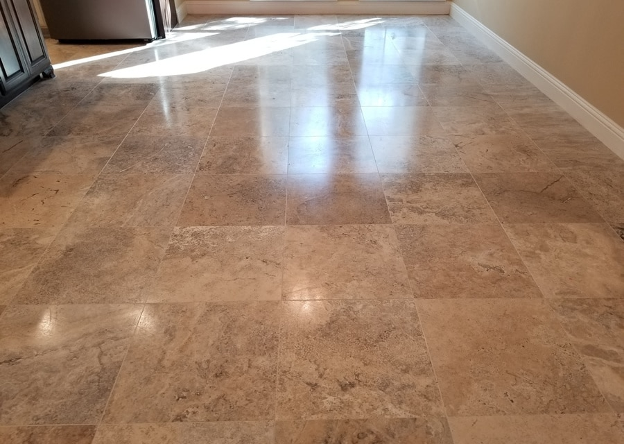 Houston's Best Natural Stone Cleaning