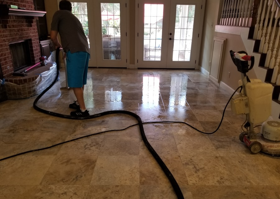 Natural Stone Floor Cleaning Companies Near Me