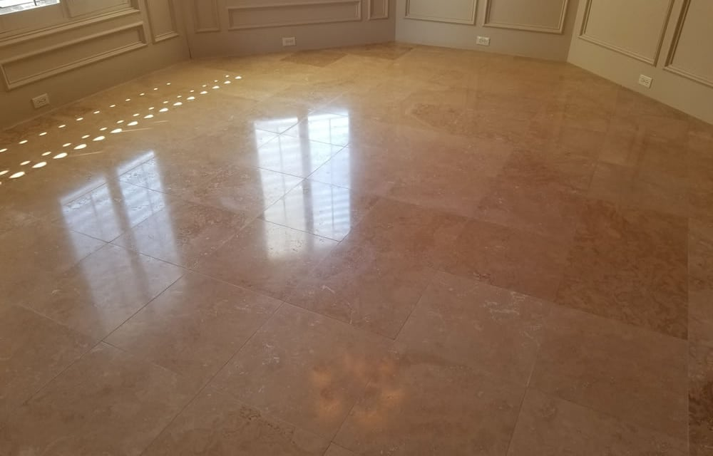 Stone, Tile and Grout Cleaning Services in Houston