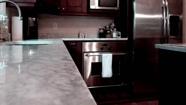 Can You Make Your Marble Counters Matte