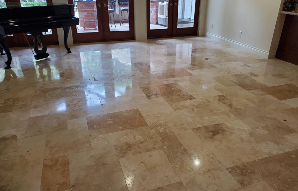 Stone Floor Cleaning Near Me